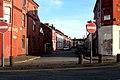 Teck Street, from Hall Lane (109165516).jpg