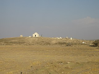 archaeological site in Syria