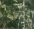 Ten Mile, Mississippi aerial photo.jpg
