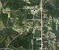 Ten Mile, Mississippi aerial photo.jpg