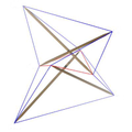 Tensegrity X-Module Tetrahedron.png