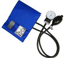 de1c7934cb3ae Esfigmomanómetro para la medición manual de la presión arterial