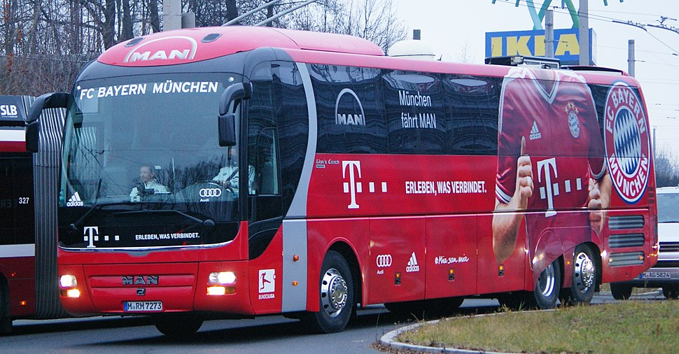 Testspiel gegen FC Bayern München 03