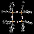 Tetrameric-phosphinoborane-89695-42-1-CM-3D-ellipsoids.png