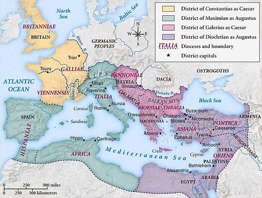Tetrarchy map3