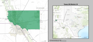 Texass 16th congressional district