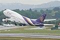 Thai Airways International Boeing 747-4D7; HS-TGO@ZRH;27.05.2011 598dg (5775305362).jpg