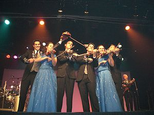 Branson, Missouri - The Duttons performing in Branson.