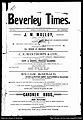 The Beverley Times Vol 1 p 1.jpg