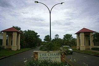 Gunn, Northern Territory Suburb of Palmerston, the Northern Territory, Australia