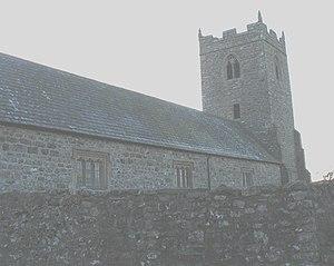 Einion Frenin - The 15th-century Llanengan church holding Einion's remains