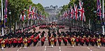 The Coldstream Guards Troop Their Colour MOD 45165212.jpg