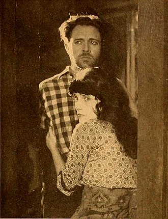 Niles Welch - Pauline Starke and Niles Welch in The Courage of Marge O'Doone (1920)