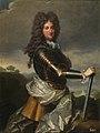 The Duke of Orléans future Regent of France by Jean Baptiste Santerre (Museo del Prado).jpg