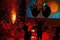 The Flaming Lips, Red Rocks Big hands-2006-07-29.jpg