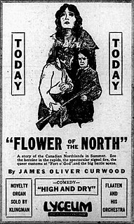 <i>Flower of the North</i> film directed by David Smith
