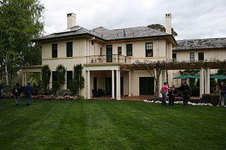 The Lodge (Australia) official residence of the Prime Minister of Australia