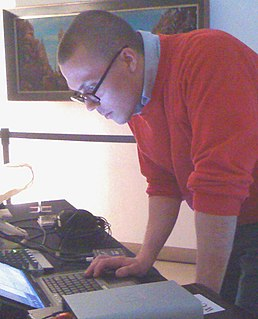 Anthony Fantano American blogger, music critic and internet personality