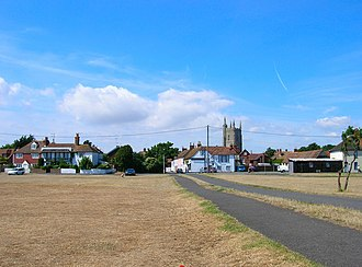 Lydd - Image: The Rype, Lydd geograph.org.uk 215217