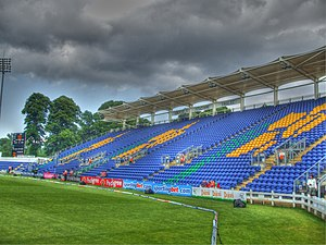 The SWALEC Stadium, Cardiff