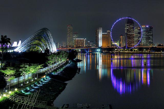 typewriting services singapore flyer