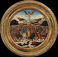 The Triumph of Fame; (reverse) Impresa of the Medici Family and Arms of the Medici and Tornabuoni Families MET DP164870.jpg