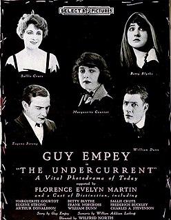 <i>The Undercurrent</i> (1919 film) 1919 American film