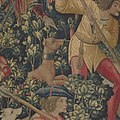 The Unicorn is Attacked (from the Unicorn Tapestries) MET DP101091.jpg