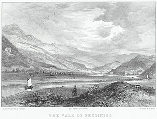 The Vale of Festiniog