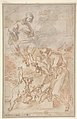 The Virgin Entrusting the Christ Child to Saint Francis of Assisi MET DP809420.jpg