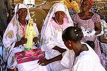 Burkina Faso-Religion-The elderly