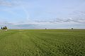 The end of the Rowley Mile track in Newmarket, UK.jpg