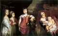 The five children of Charles I, after Van Dyck.png