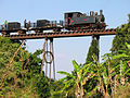 The iconic bridge on the Cepu Forest Railway.JPG
