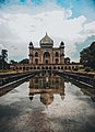 The perfect reflection at Safdurjung Tomb.jpg