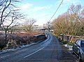 The road west from Greensforge Lock - geograph.org.uk - 1672349.jpg