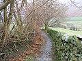 The start of Ing Lane - geograph.org.uk - 722042.jpg