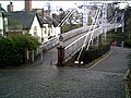 The start of the Suspension Bridge - geograph.org.uk - 12501.jpg