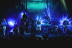 Theodor Bastard - Theodor Bastard concert on July 19, 2015 at GlavClub, Saint-Petersburg