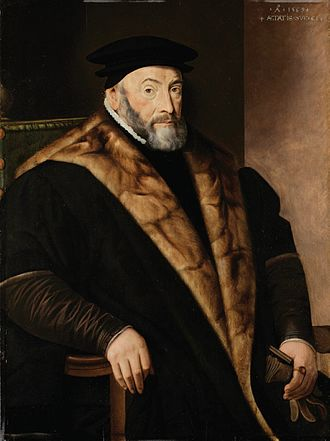Thomas Audley, 1st Baron Audley of Walden - Image: Thomas Audley (c.1488–1544), Lord Audley, 1569