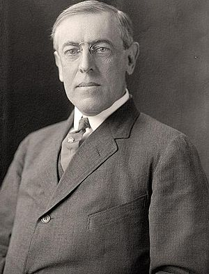 Woodrow Wilson Awards - President Woodrow Wilson