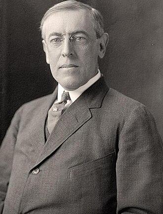 Woodrow Wilson Awards - President Woodrow Wilson