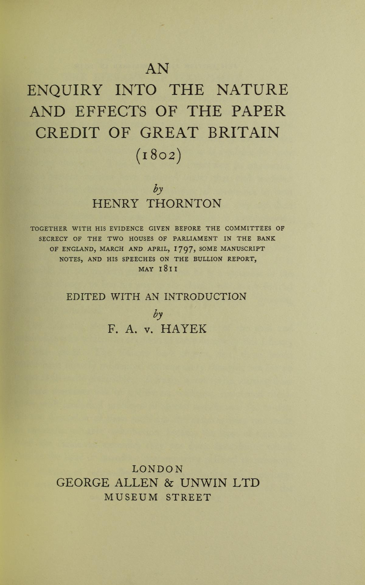 Henry Thornton reformer