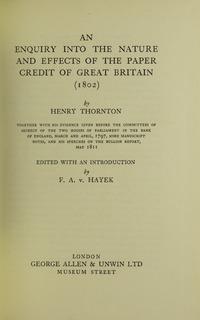 Henry Thornton (reformer) British politician