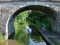 Through Bridge 61, Shropshire Union canal, Staffordshire - geograph.org.uk - 1605986.jpg