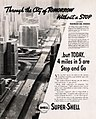 Through the City of Tomorrow Without a Stop Shell Oil advertisement 1937.jpg