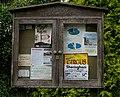 Thurgarton Millennium noticeboard - geograph.org.uk - 506797.jpg