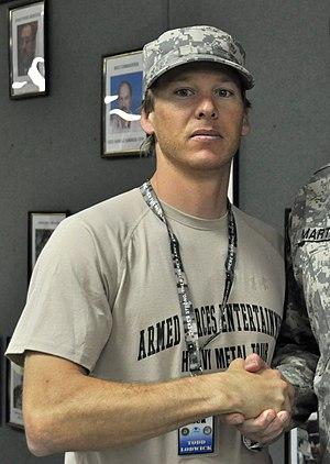 Todd Lodwick - Lodwick in 2010