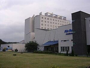 Toila - Image: Toila Sanatorium, Spa, Hotel