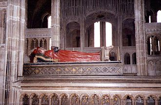 Henry Beaufort - Tomb of Cardinal Beaufort in Winchester Cathedral.